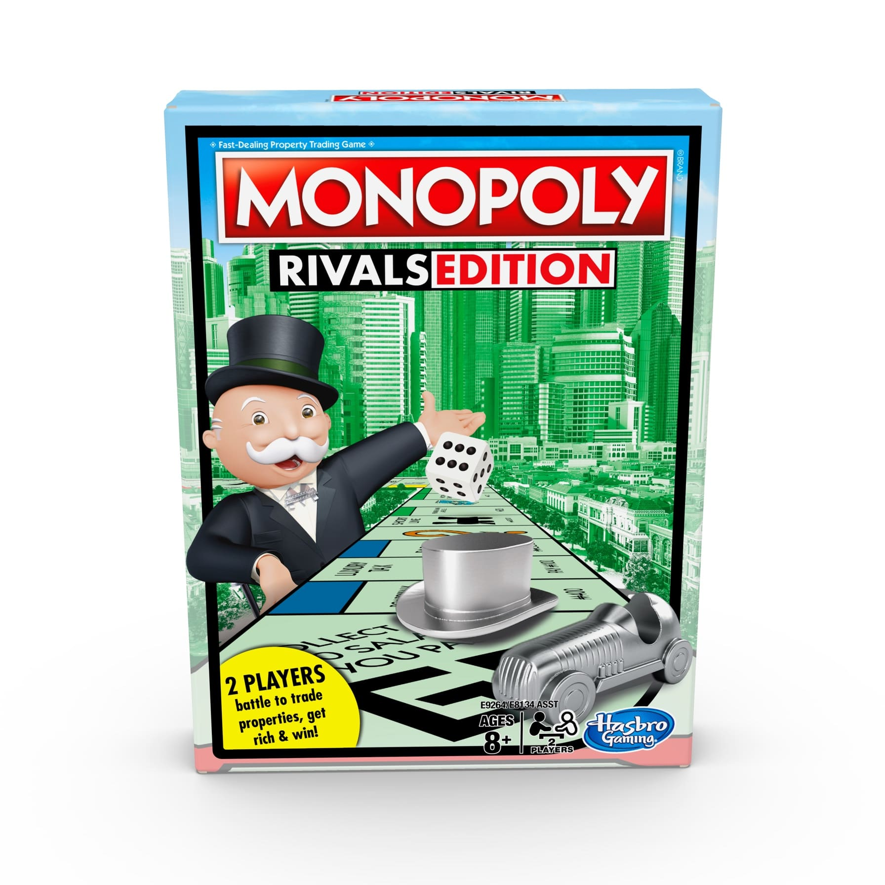 Monopoly Rivals Edition Board Game Online In Dubai Uae Toys R Us